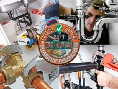 Plomberie sanitaire, installation, rénovation, réparation et dépannage