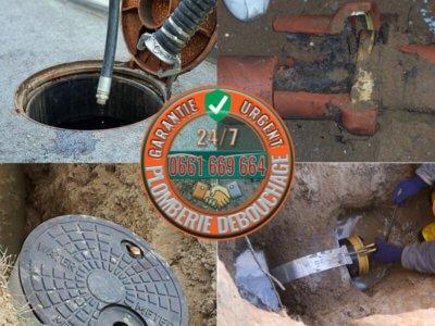 Plomberie réparation et remplacement des égouts